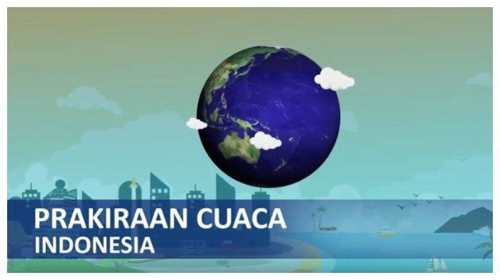Info BMKG: Peringatan Dini Cuaca Besok Rabu, 21 Oktober 2020, 17 Provinsi Hujan Lebat