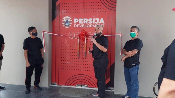 HUT ke-92, Persija Jakarta Resmikan Persija Development di Sawangan Depok